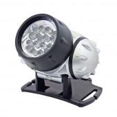 Somogyi Elektronic PLF19 naglavna lampa sa 19 led dioda