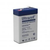 Ultracell UL2.8-6T 6V 2.8Ah SLA stacionarni akumulator