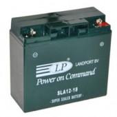 Landport SLA12-18 D+ 12V 18Ah SLA starterski akumulator za motocikl