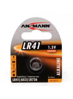 Ansmann LR41/392/192/AG3 1.5V alkalna baterija