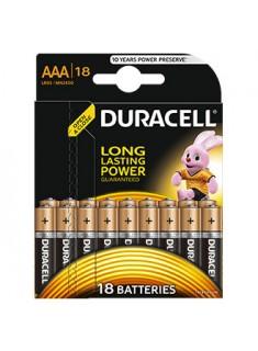 Duracell BASIC LR03 1/18 1.5V alkalna baterija