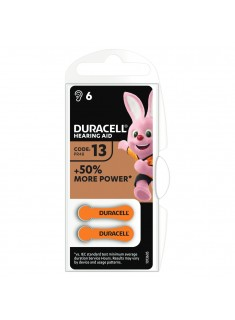 Duracell 13/PR48 1.45V baterija za slušni aparat