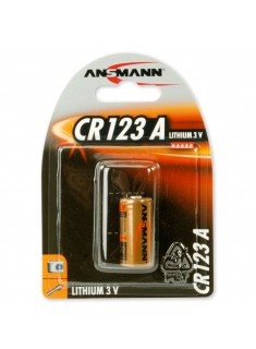 Ansmann CR123A 3V litijumska baterija