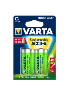 Varta C Power 1/2 1.2V 3000mAh Ni-MH Ready2Use punjiva baterija