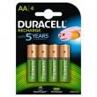 Duracell AA 1/4 1.2V 2400mAh Stay Charged Ni-MH punjiva baterija
