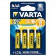 Varta LongLife LR03 1/4 1.5V alkalna baterija
