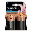 Duracell ULTRA LR20 1/2 1.5V alkalna baterija
