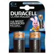 Duracell ULTRA LR14 1/2 1.5V alkalna baterija