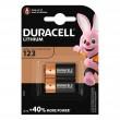 Duracell CR123 3V 1/2 litijumska baterija