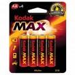 Kodak Max LR6 1/4 1.5V alkalna baterija